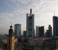 Frankfurt bei Tag